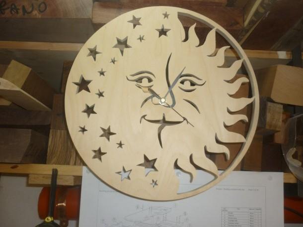 orologio sole luna